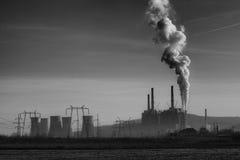 ρύπανση Στοκ εικόνα με δικαίωμα ελεύθερης χρήσης