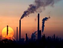 ρύπανση Στοκ φωτογραφία με δικαίωμα ελεύθερης χρήσης