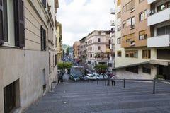 Ρώμη - άποψη οδών Στοκ Εικόνες
