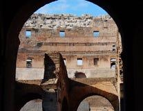 Ρώμη - αψίδα του Colosseum Στοκ Εικόνες