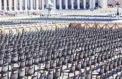 Ρώμη, Βατικανό, ΙΤΑΛΙΑ, στις 12 Σεπτεμβρίου: Βασιλική του ST Peter ` s σε Vati Στοκ Εικόνες