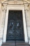 Ρώμη Βατικανό Πόρτα του Paul στοκ φωτογραφίες με δικαίωμα ελεύθερης χρήσης