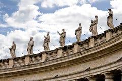 Ρώμη, Βατικανό Στοκ εικόνες με δικαίωμα ελεύθερης χρήσης