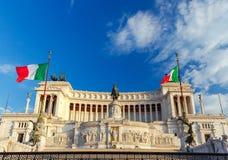 Ρώμη Βωμός της πατρικής γης Στοκ φωτογραφία με δικαίωμα ελεύθερης χρήσης