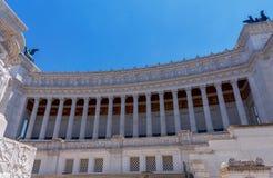Ρώμη Βωμός της πατρικής γης Στοκ Εικόνα