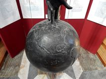 Ρώμη - λεπτομέρεια του εκκρεμούς Galilei Στοκ Εικόνες