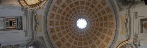 Ρώμη - η βασιλική του degli Angeli της Σάντα Μαρία και των μαρτύρων Στοκ Φωτογραφίες