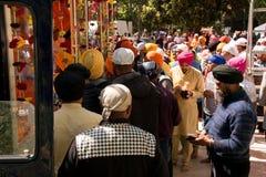 Ρώμη, Ιταλία - 23 Απριλίου 2017: Ινδικό νέο έτος εορτασμών στοκ φωτογραφίες