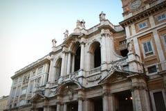 Ρώμη, Ιταλία - 30 Δεκεμβρίου 2018: Di Σάντα Μαρία Maggiore βασιλικών στη Ρώμη, Ιταλία Η Σάντα Μαρία Maggiore, είναι παπικός ταγμα στοκ φωτογραφία με δικαίωμα ελεύθερης χρήσης