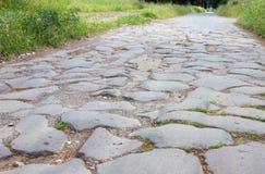 Ρώμη μέσω Appia Antica Στοκ φωτογραφίες με δικαίωμα ελεύθερης χρήσης