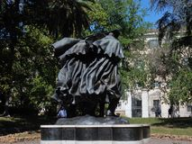 Ρώμη - μνημείο στη δισεκατονταετηρίδα Carabinieri στοκ εικόνες