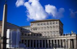 Ρώμη. Πόλη του Βατικανού Στοκ φωτογραφία με δικαίωμα ελεύθερης χρήσης
