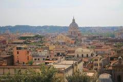 Ρώμη στην ηλιόλουστη ημέρα στοκ φωτογραφίες με δικαίωμα ελεύθερης χρήσης