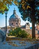 Ρώμη το φθινόπωρο Στοκ φωτογραφία με δικαίωμα ελεύθερης χρήσης