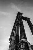 Ρώμη, το φόρουμ Στοκ φωτογραφία με δικαίωμα ελεύθερης χρήσης