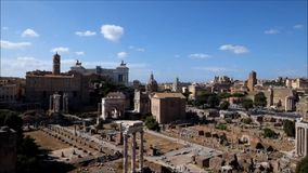 Ρώμη απόθεμα βίντεο