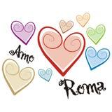 Ρώμη απεικόνιση αποθεμάτων