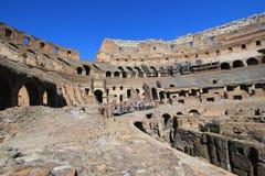 Ρώμη Colosseo, Ιταλία Στοκ φωτογραφίες με δικαίωμα ελεύθερης χρήσης