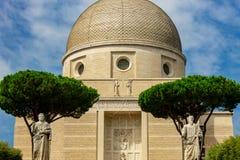 Ρώμη, ST Peter και βασιλική ΕΥΡ του Paul στοκ φωτογραφίες με δικαίωμα ελεύθερης χρήσης