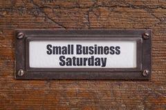 Σάββατο μικρών επιχειρήσεων Στοκ Φωτογραφίες