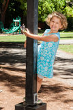 Σάββατο στο πάρκο στοκ εικόνες με δικαίωμα ελεύθερης χρήσης