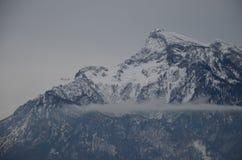 Σάλτζμπουργκ, βουνό Στοκ φωτογραφία με δικαίωμα ελεύθερης χρήσης