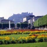 Σάλτζμπουργκ Στοκ φωτογραφίες με δικαίωμα ελεύθερης χρήσης
