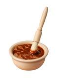 σάλτσα μονοπατιών ψαλιδί&sigm Στοκ φωτογραφία με δικαίωμα ελεύθερης χρήσης