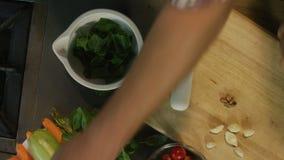 Σάλτσα Pesto φιλμ μικρού μήκους