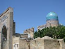 Σάμαρκαντ, Uzbekstan Στοκ φωτογραφίες με δικαίωμα ελεύθερης χρήσης