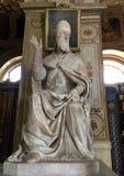 Σάντα Μαρία σε Ara Coeli, Ρώμη, Ιταλία εσωτερικό εκκλησιών Στοκ εικόνα με δικαίωμα ελεύθερης χρήσης