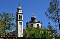 Σάντα Μαρία στην εκκλησία Araceli στοκ εικόνες