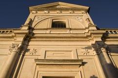 Σάντα Μαρία Assunta Anguillara Sabazia Στοκ φωτογραφία με δικαίωμα ελεύθερης χρήσης