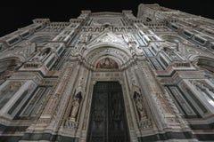 Σάντα Μαρία del Fiore - Φλωρεντία, Ιταλία Στοκ Φωτογραφίες