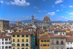 Σάντα Μαρία del Fiore - Φλωρεντία, Ιταλία Στοκ εικόνα με δικαίωμα ελεύθερης χρήσης