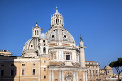 Σάντα Μαρία Di Loreto. Στοκ Εικόνα