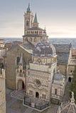 Σάντα Μαρία Maggiore, Cappella Colleoni, Μπέργκαμο Στοκ Εικόνες