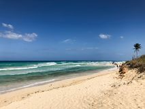 Σάντα Μαρία Playa Playas del Este Στοκ εικόνες με δικαίωμα ελεύθερης χρήσης
