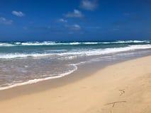 Σάντα Μαρία Playa Playas del Este Στοκ εικόνα με δικαίωμα ελεύθερης χρήσης