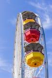 ΣΆΝΤΑ ΜΌΝΙΚΑ, ΚΑΛΙΦΟΡΝΙΑ - 2 ΑΥΓΟΎΣΤΟΥ 2015: Ειρηνικό πάρκο στην αποβάθρα της Σάντα Μόνικα στη Σάντα Μόνικα, Καλιφόρνια Το πάρκο  Στοκ φωτογραφία με δικαίωμα ελεύθερης χρήσης