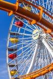 ΣΆΝΤΑ ΜΌΝΙΚΑ, ΚΑΛΙΦΟΡΝΙΑ - 2 ΑΥΓΟΎΣΤΟΥ 2015: Ειρηνικό πάρκο στην αποβάθρα της Σάντα Μόνικα στη Σάντα Μόνικα, Καλιφόρνια Το πάρκο  Στοκ Φωτογραφίες