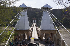 Σάντα Φε de Antioquia, Antioquia, Κολομβία - γέφυρα της δύσης Στοκ Εικόνες