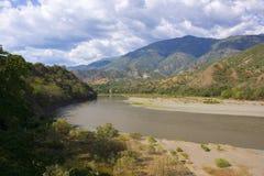 Σάντα Φε de Antioquia, Antioquia, Κολομβία - γέφυρα της δύσης Στοκ εικόνες με δικαίωμα ελεύθερης χρήσης