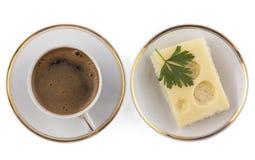 σάντουιτς καφέ Στοκ φωτογραφία με δικαίωμα ελεύθερης χρήσης