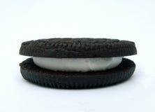 σάντουιτς μπισκότων σοκολάτας στοκ εικόνα με δικαίωμα ελεύθερης χρήσης