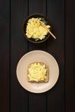 Σάντουιτς σαλάτας αυγών Στοκ φωτογραφία με δικαίωμα ελεύθερης χρήσης