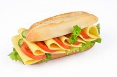 σάντουιτς τυριών στοκ εικόνες