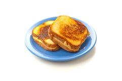 Σάντουιτς τυριών στοκ φωτογραφία με δικαίωμα ελεύθερης χρήσης