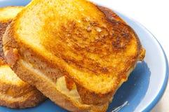Σάντουιτς τυριών στοκ εικόνα