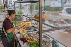 Σάντουιτς Jee Khao Στοκ φωτογραφία με δικαίωμα ελεύθερης χρήσης